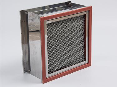 Unsa ang mga kinaiya ug gamit sa taas nga temperatura ug taas nga kahusayan sa Air Filter?