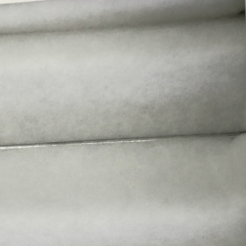 Synthetic Fiber G4 Primary Efficient White Washable pre Air Filter Cotton Material Manufacturer
