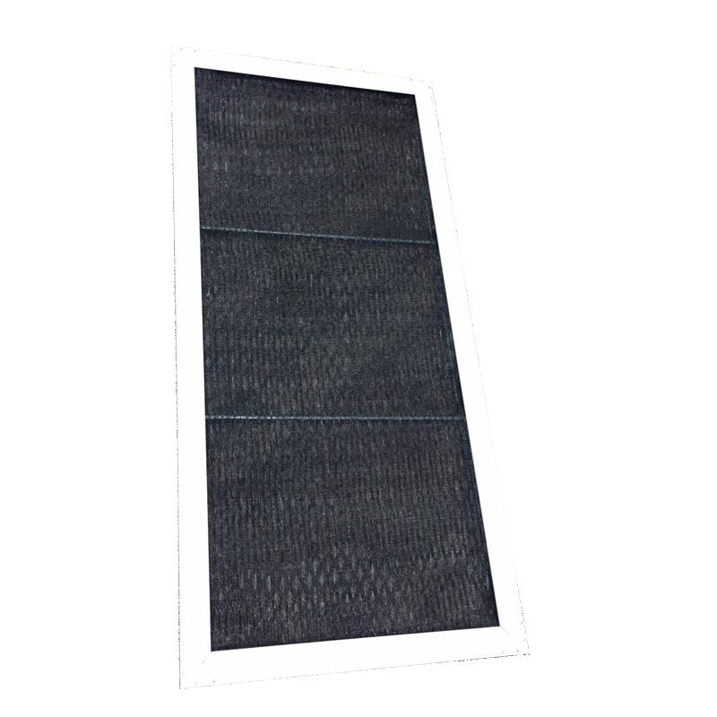 Washable nylon mesh pre air filter