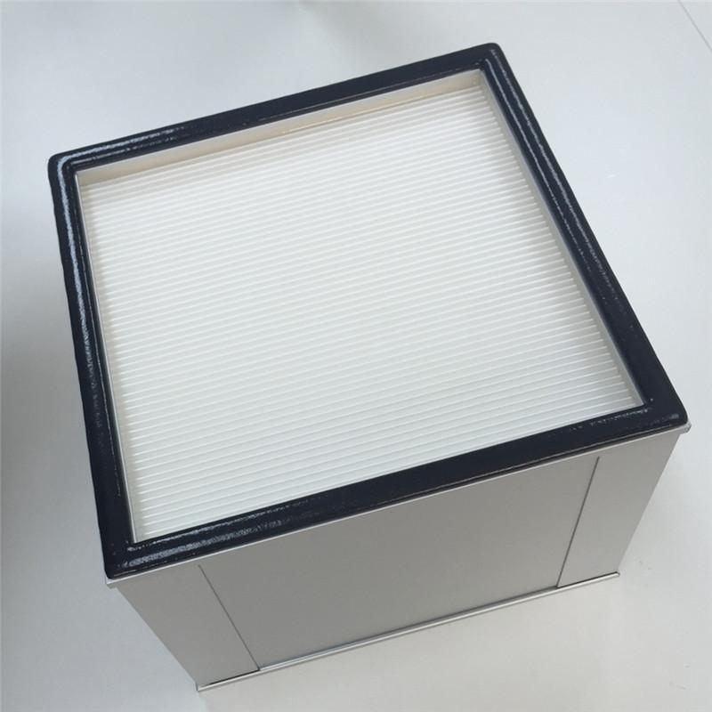 Otpornost na visoke temperature Hepa kutija H10 H11 H12 H13 H14