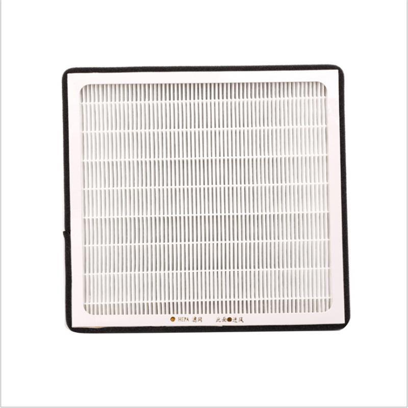 Van toepassing op Smart Run Genesis Lion Run Ruiou-sterilisasie PM2.5 HEPA-lugversorgingsfilter teen smog