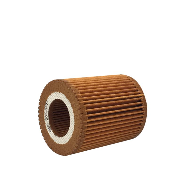 Pasgemaakte silindriese medium-doeltreffende lugfilter, klein silindriese filterfilter, silindriese stofadsorpsiefilter
