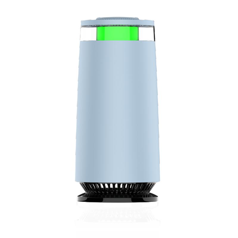 2021 Ionizer purifier aer hepa cludadwy Mini Cynnyrch Newydd, Yn Dileu Llwch, Mwg Sigaréts, Ar Gael Ar Gyfer Moduron ac Ystafell Fach.