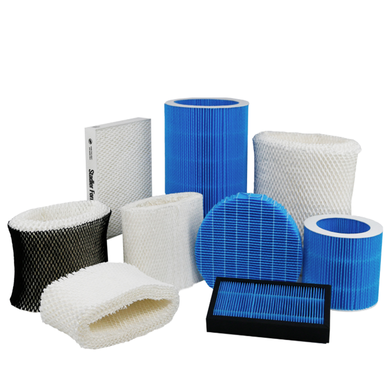 Custom home filters humidifier parts replacement bedroom air purifier humidifiers filter
